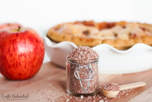 apple pie bath salts