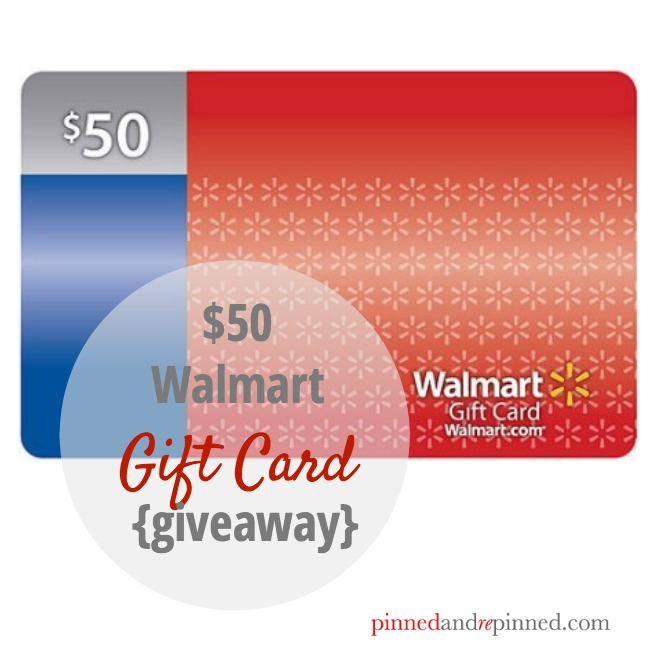 walmart gift card giveaway