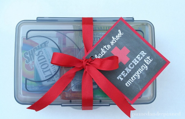 teacher emergency kit-b