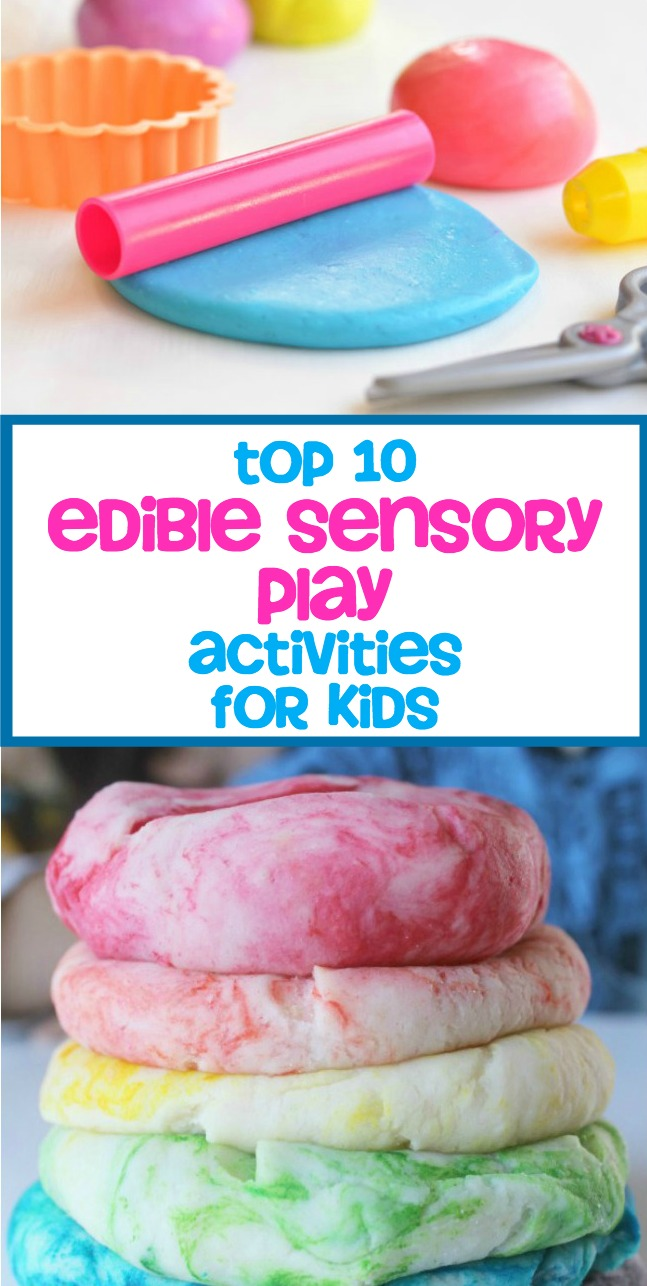edible sensory activities