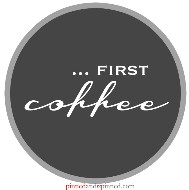 first-coffee