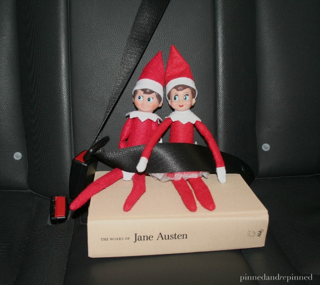 elf car ride