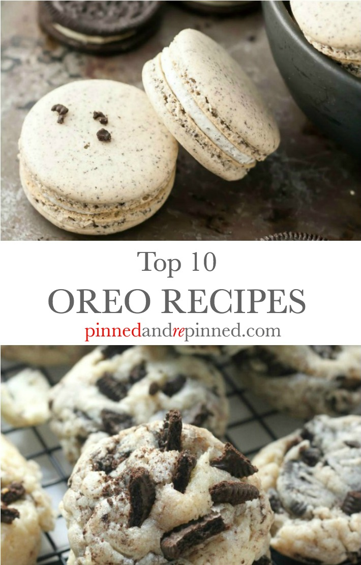 top 10 oreo recipes
