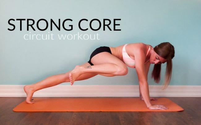 ab core workout