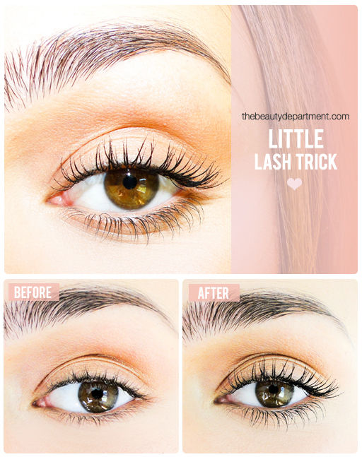 how to get thicker lashes
