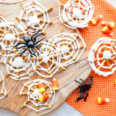 Top 10 Halloween Spider Treats