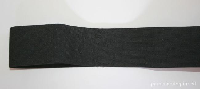 sewn-elastic