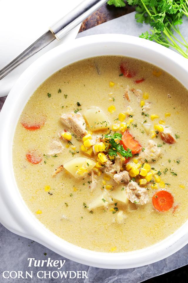 turkey-corn-chowder