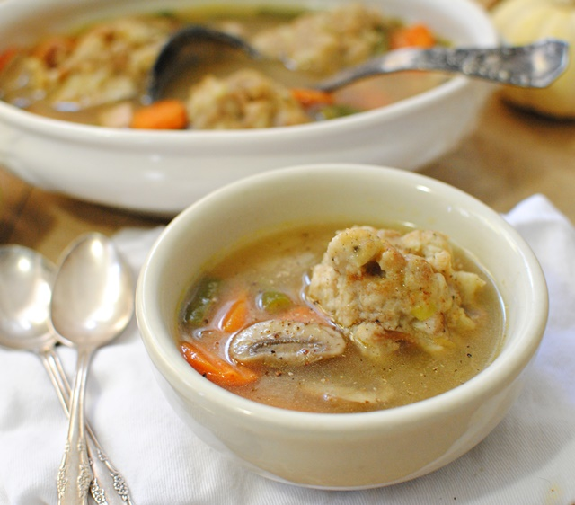 turkey-and-stuffing-dumpling-soup