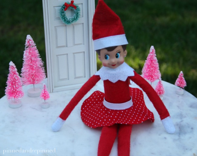 elf-on-the-shelf-skirt-diy