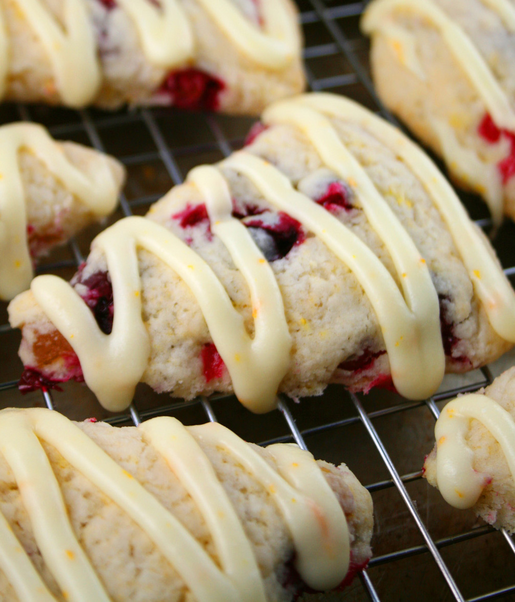 orange-glazed-cranberry-scones