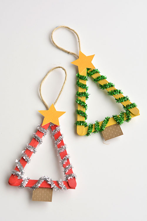 Top 10 Christmas Popsicle Stick Crafts For Kids Pinned And Repinned