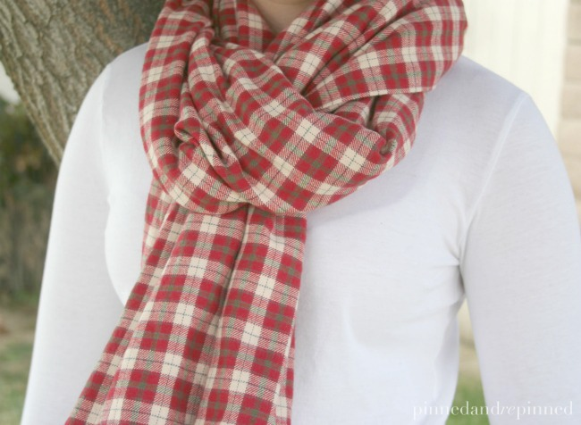 red-plaid-scarf