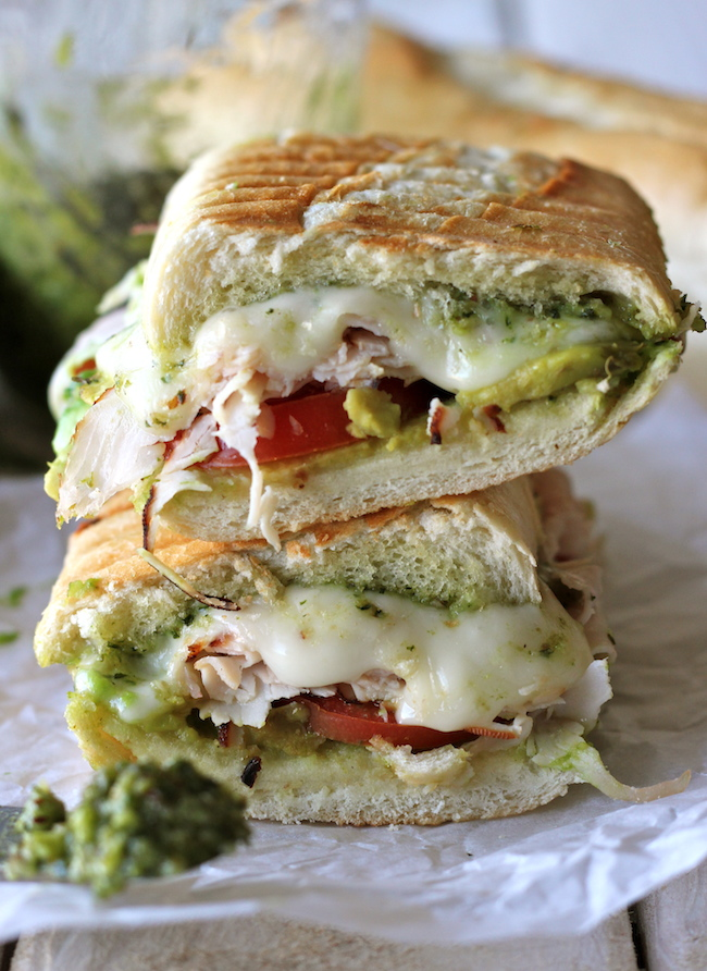 turkey-panini-sandwich
