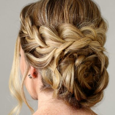 Top 10 Easy Updo Hairstyles