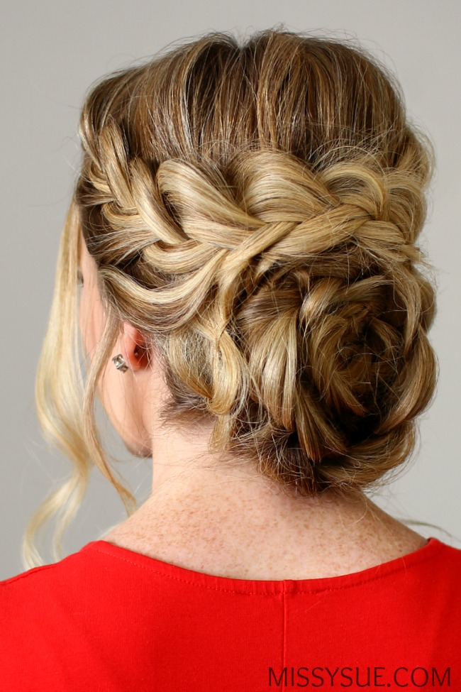 hair updo styles top 10 easy updo hairstyles pinned and repinned 3909