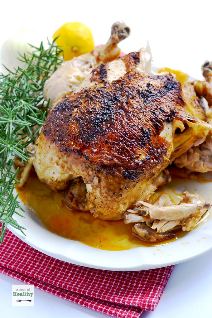 Instant Pot Rotissery Chicken