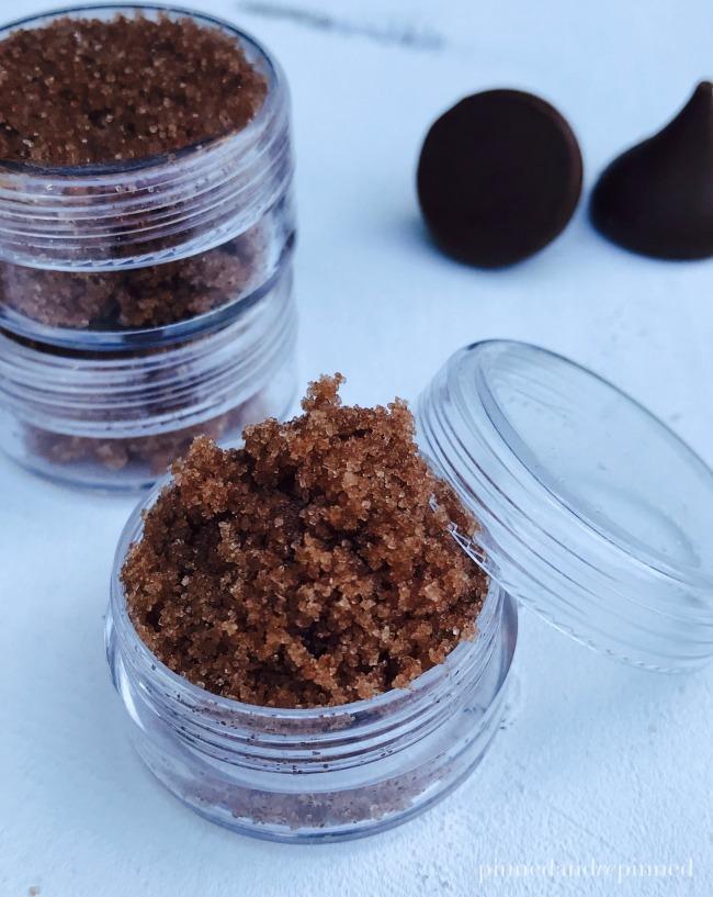 Chocolate Sugar Lip Scrub
