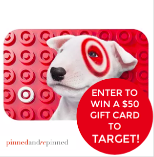 Dog Days {$50 Target GC Giveaway}
